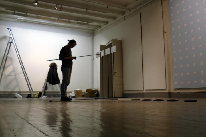 Sigbjørn Bratlie en la Tromsø Kunstforening