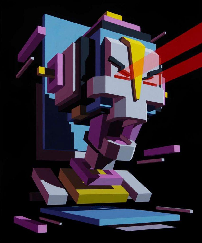 4 Cube Modern Gallery, Tanner MacLeod