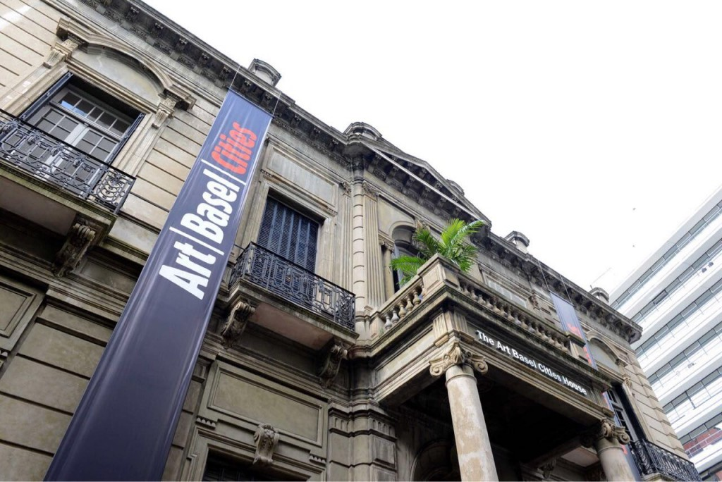 Art Basel Cities House