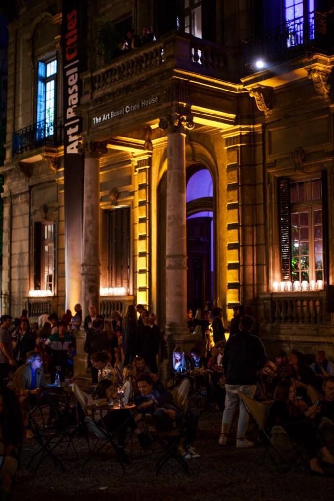 Art  Basel Cities House - La Noche de los Museos (1)