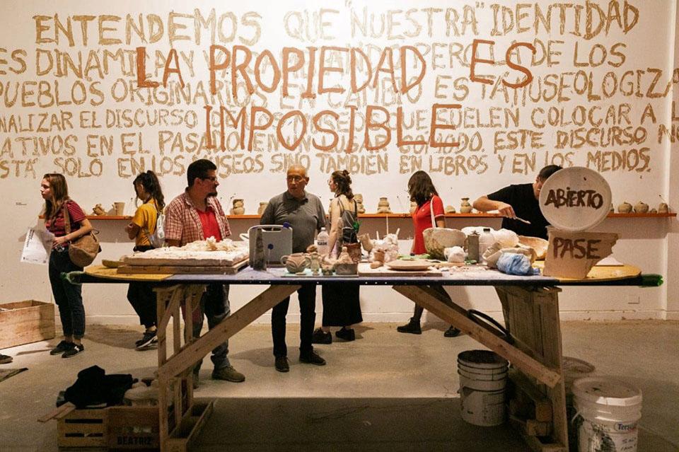 Artistas tucumanos en la Bienal de Arte Joven, CC Recoleta