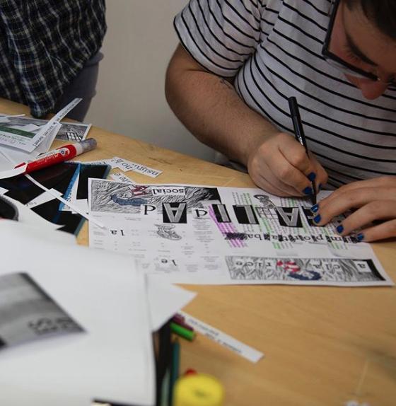 Belén Romero Gunset, Taller de fanzine en BOOKA, Munar