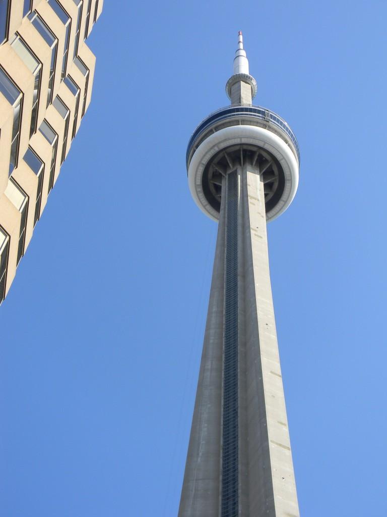 La torre CN, emblema de Toronto - Foto Carmen Silveira