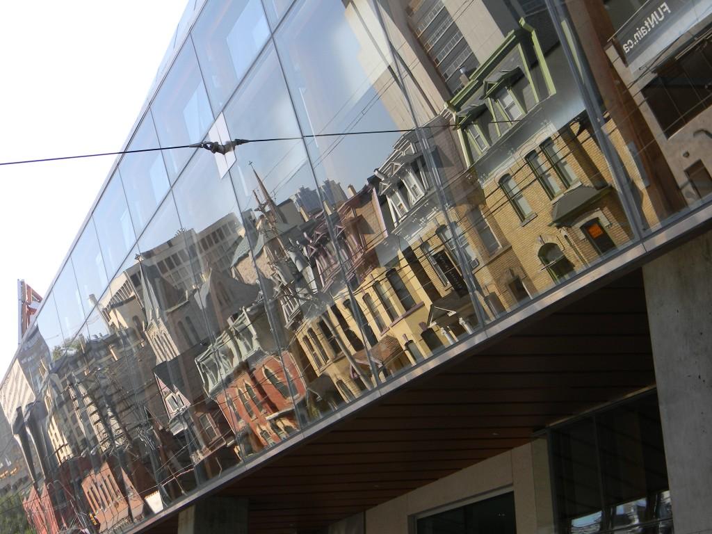 La Fachada del AGO refleja las típicas casas de estilo inglés - Foto Carmen Silveira