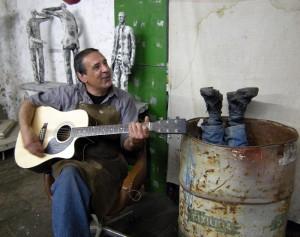 Alberto Vinsennau su música y obra.