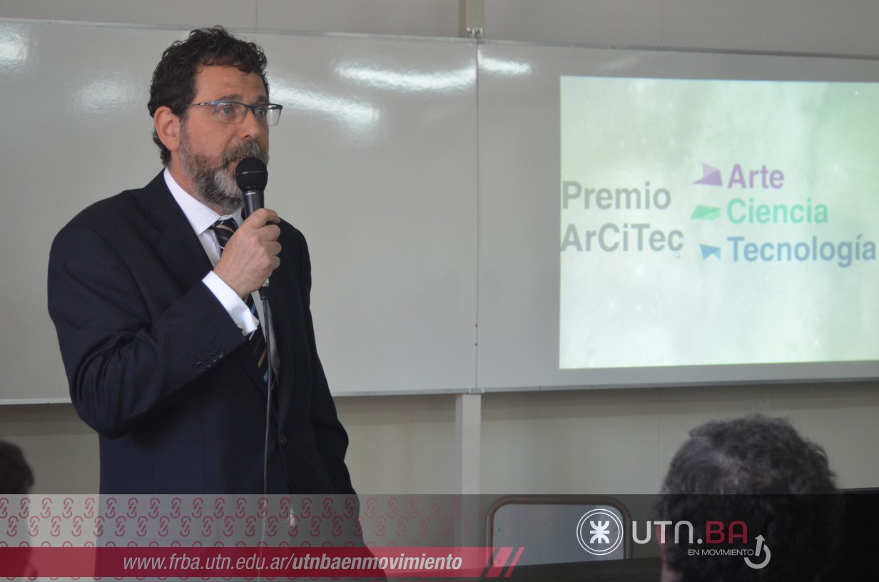 Ing. Guillermo Winnicki - ARCITEC 2014