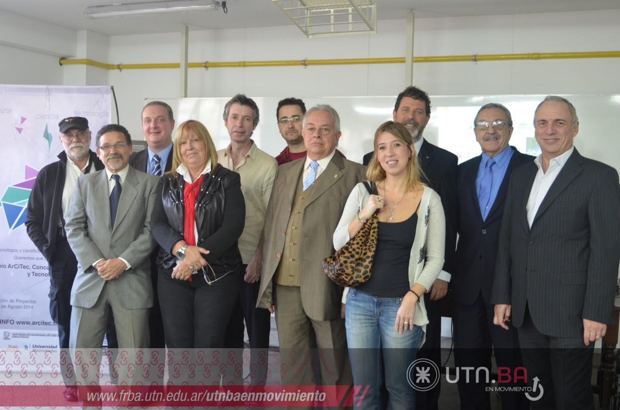 Jurado ARCITEC 2014