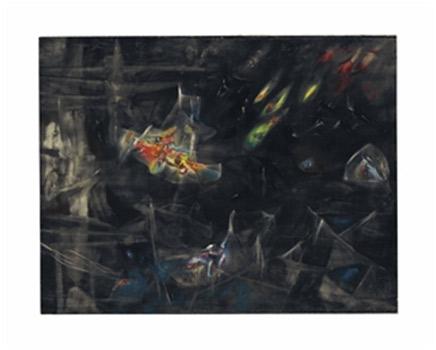 Matta _ El prisionero de la luz (1941) Est- $2,500,000 - 3,500-000
