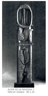 altar de la memoria