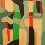 Composición Abstracta. Del Prete, Juan
