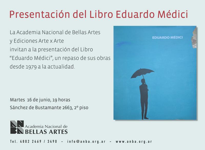 Flyer Eduardo Medici