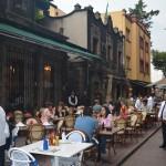 Restoranes, fondas y cantinas alrededor del Zócalo -  Foto Carmen Silveira