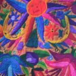 Coloridas artesanías en el mercado y en la plaza -  Foto Carmen Silveira