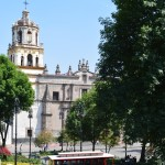 La iglesia de San Juan Bautista de alrededor de 1560 -  Foto Carmen Silveira