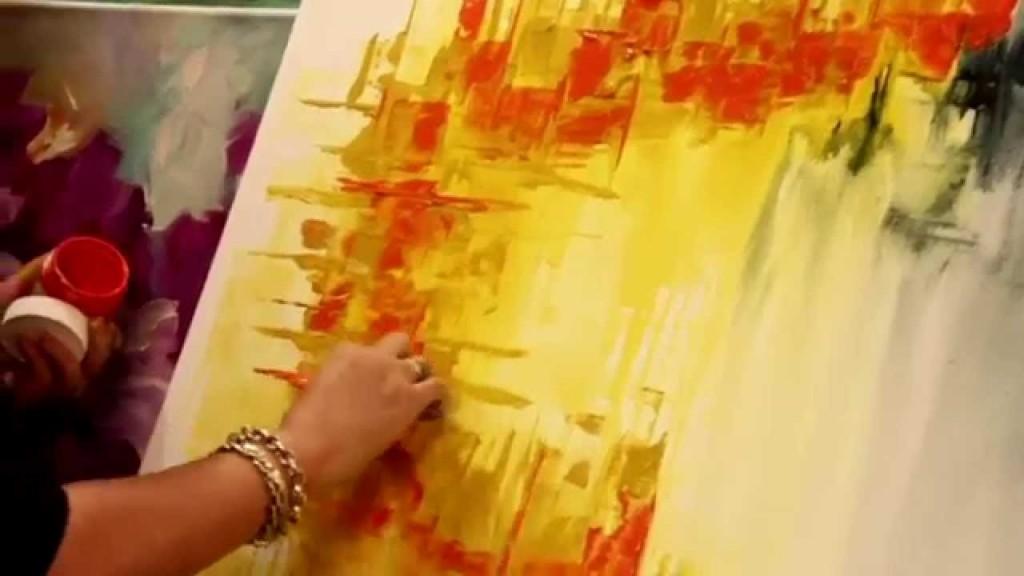 mujere-pintora