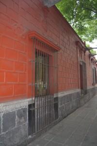 Vista lateral: casa del lugarteniente de Cortés -  Foto Carmen Silveira