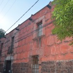 "La casa de la ""malinche"" -  Foto Carmen Silveira"